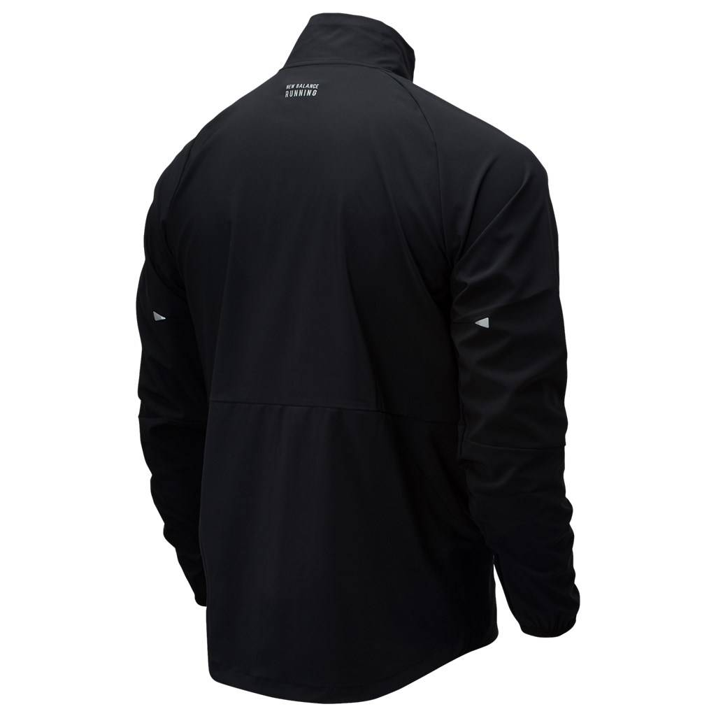 New Balance - Impact Run Jacket - black
