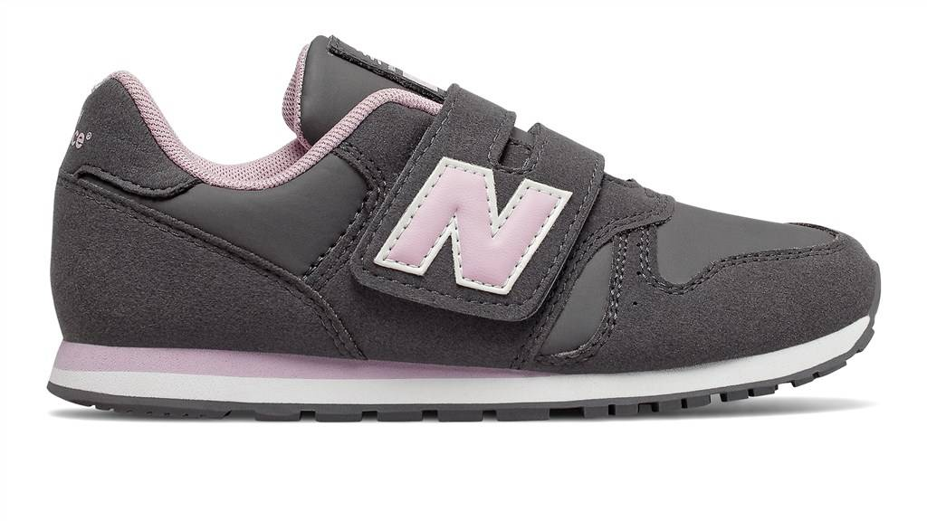 New Balance - YV373CE - grey/pink