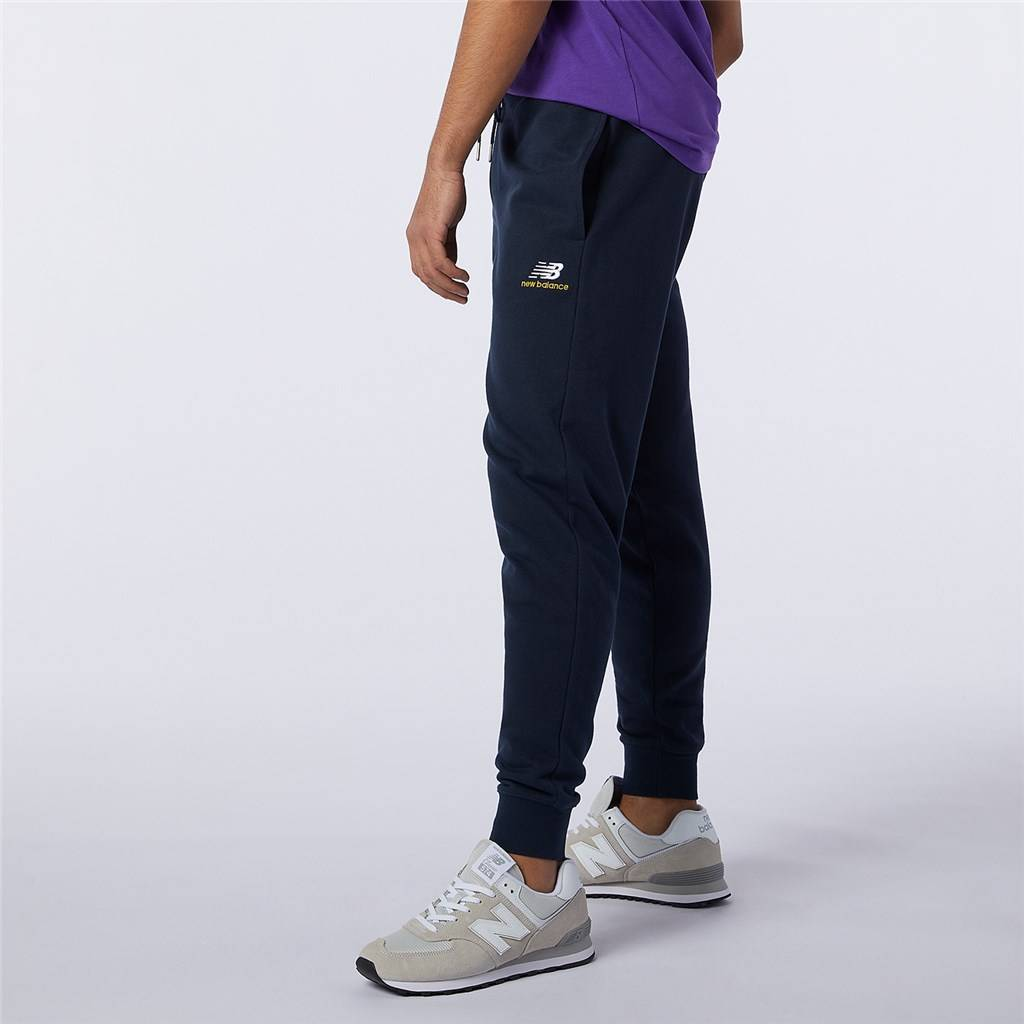 New Balance - NB Essentials Embroidered Pant - eclipse