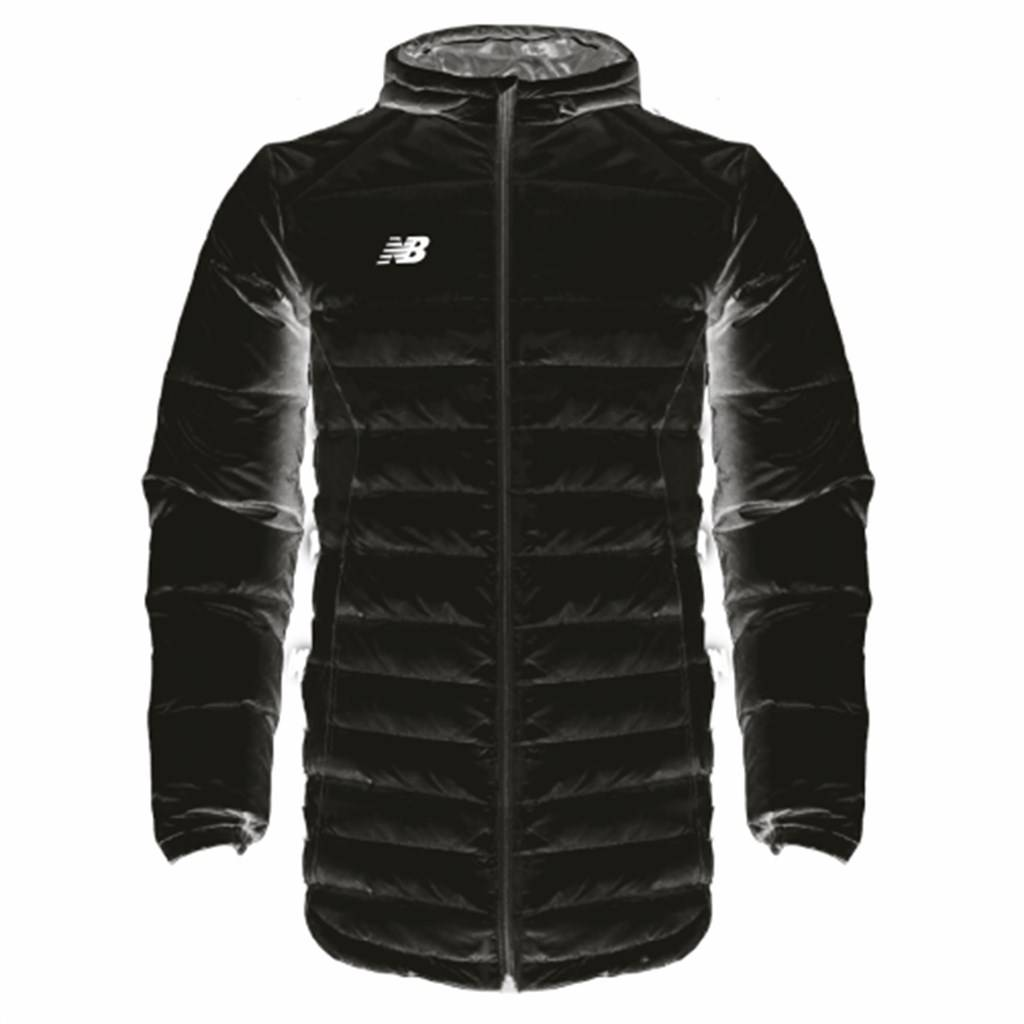 New Balance - TW Training Stadium Jacket JNR - black