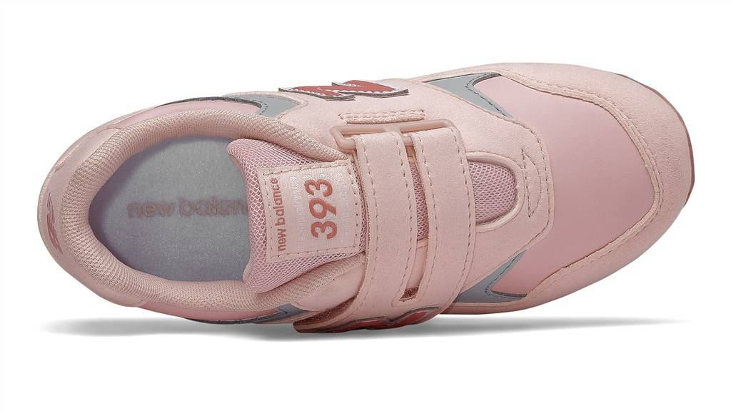 New Balance - YV393CPK - pink/grey