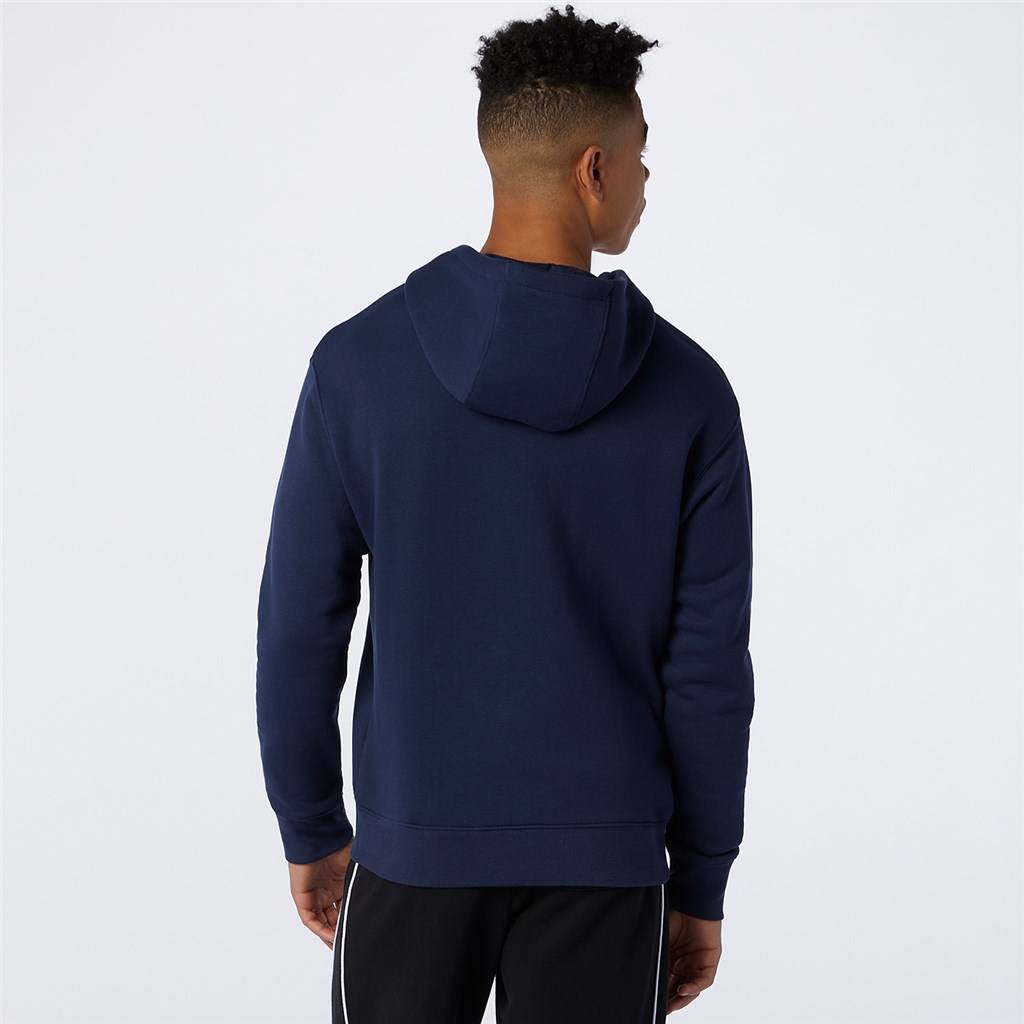 New Balance - NB Athletics Varsity Pack Hoodie - natural indigo