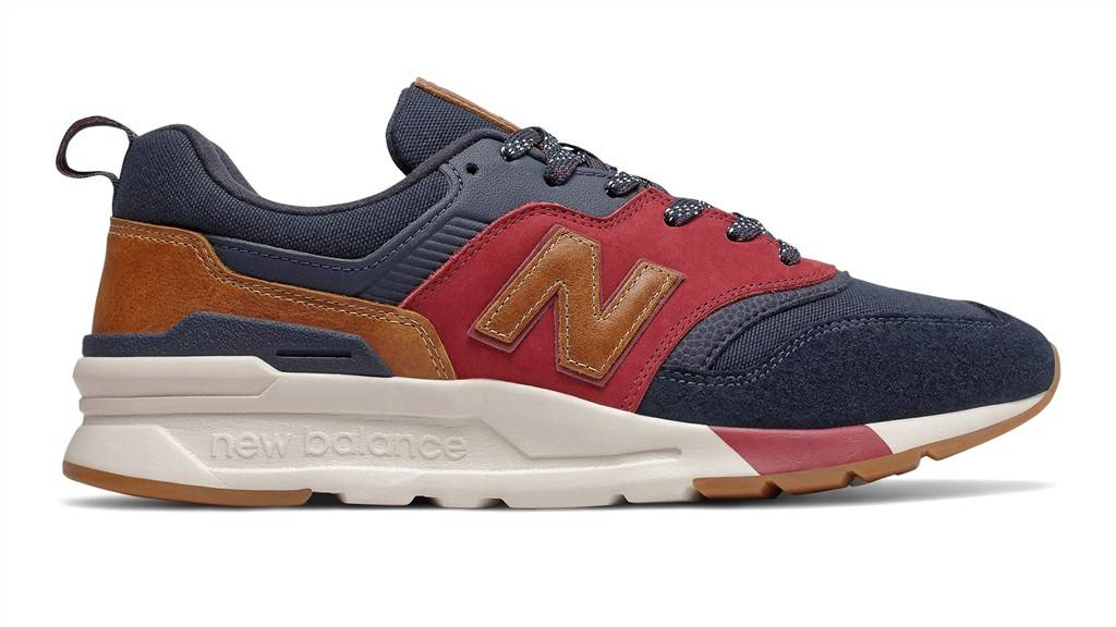 New Balance - CM997HDT - navy/red