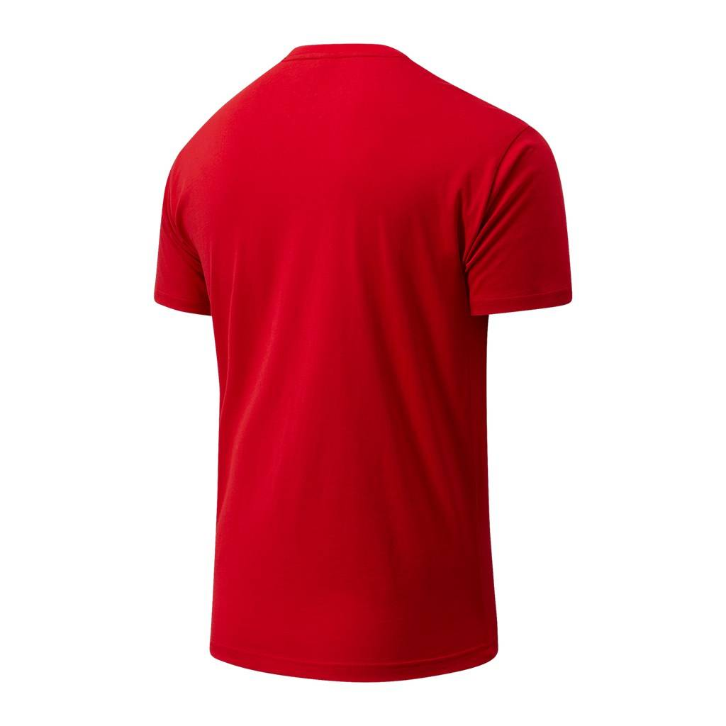 New Balance - NB Athletics Podium Tee - team red (REP)