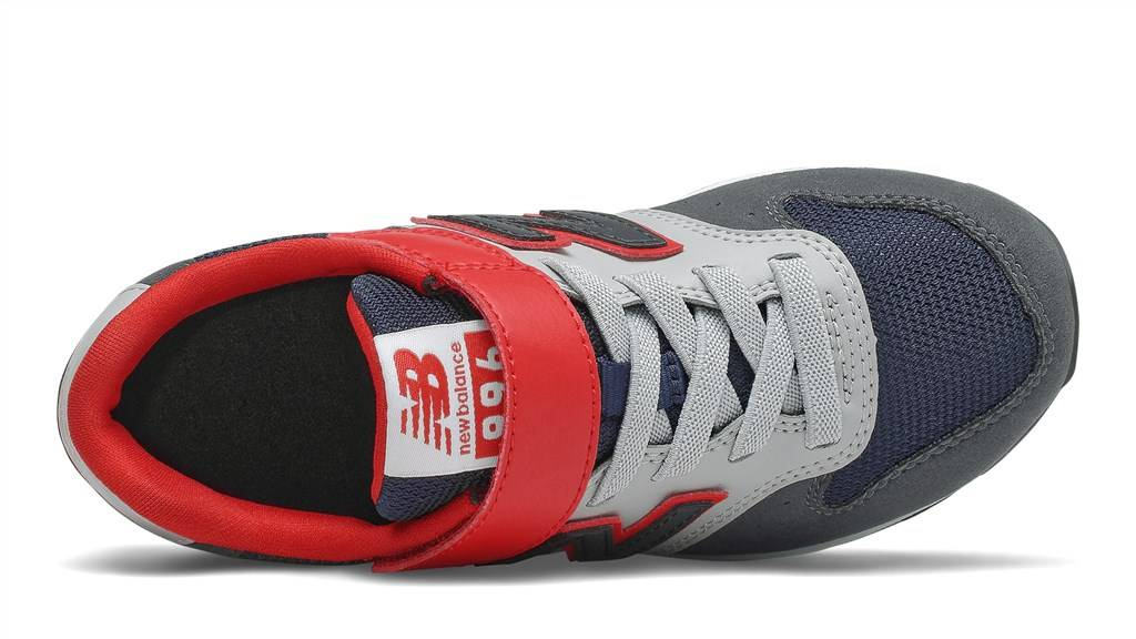 New Balance - YV996MNR - navy/red