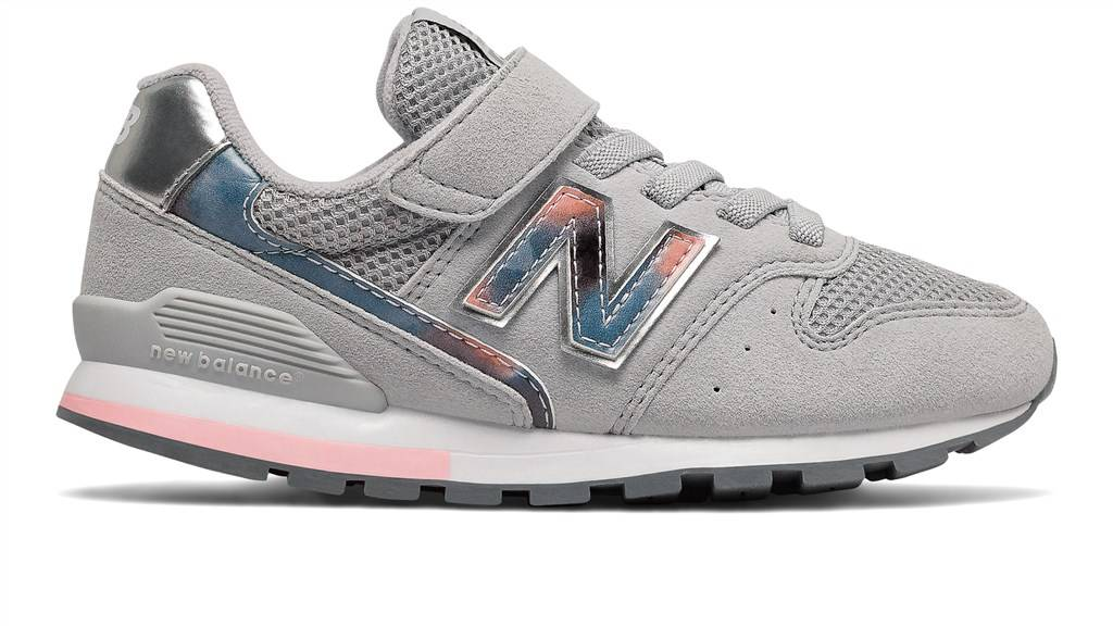 New Balance - YV996GS - grey/pink