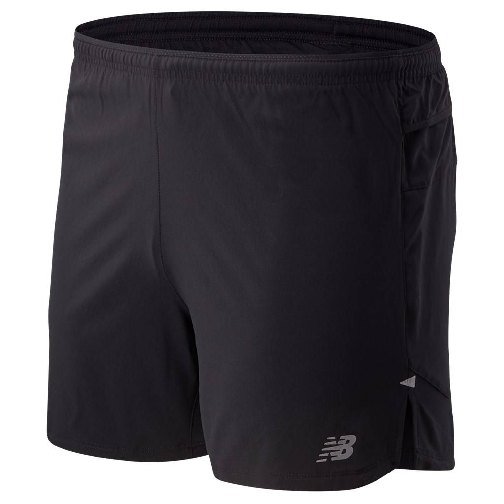 New Balance - Impact Run 5In Short - black