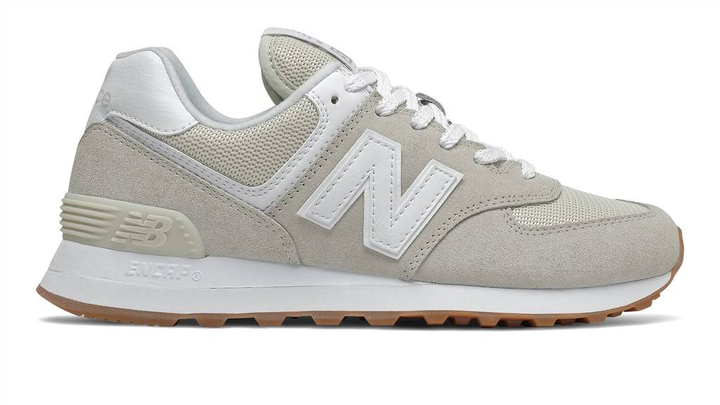 New Balance - WL574PC2 - silver