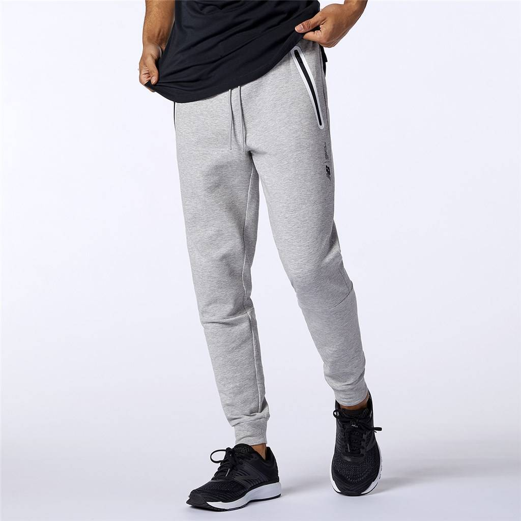 New Balance - Fortitech Fleece Pant - athletic grey