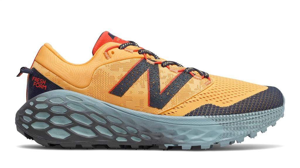 New Balance - MTMORCY Fresh Foam Trail More - orange