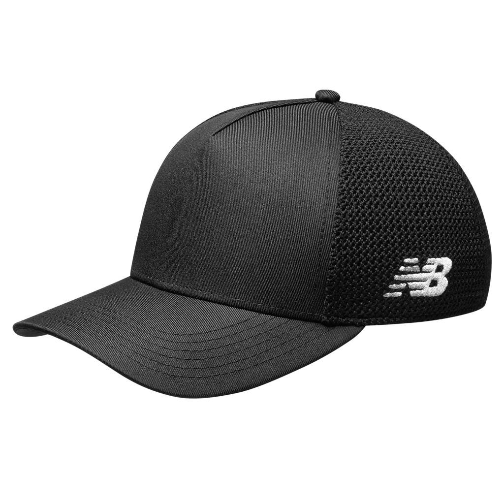 New Balance - NBF - Team Customisable Cap - black/white