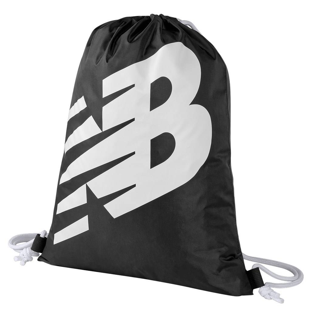 New Balance - NB Cinch Sack - black/white