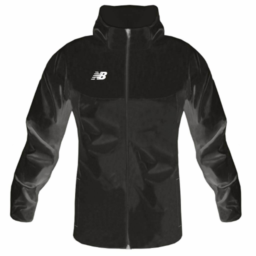 New Balance - TW Training Rain Jacket JNR - black