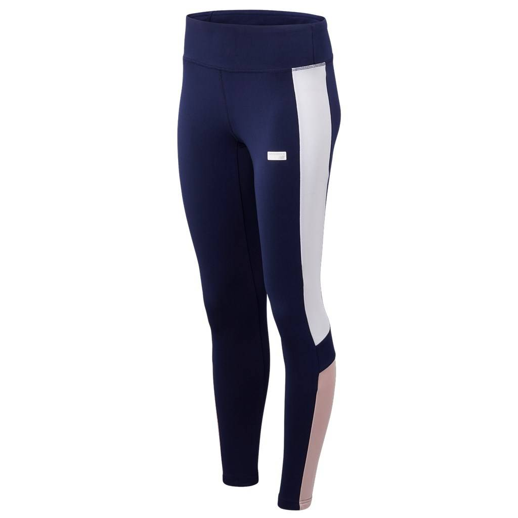 New Balance - W NB  Athletics Classic Legging - pigment/white