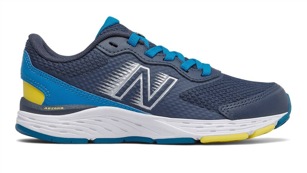 New Balance - YP680NW6 Kids 680 v6 - navy