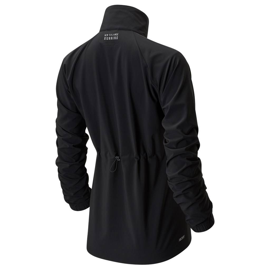 New Balance - W Impact Run Jacket - black