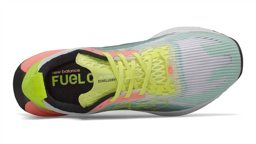 New Balance - WFCELLM Fuel Cell Eco-Lucent - lemon slush
