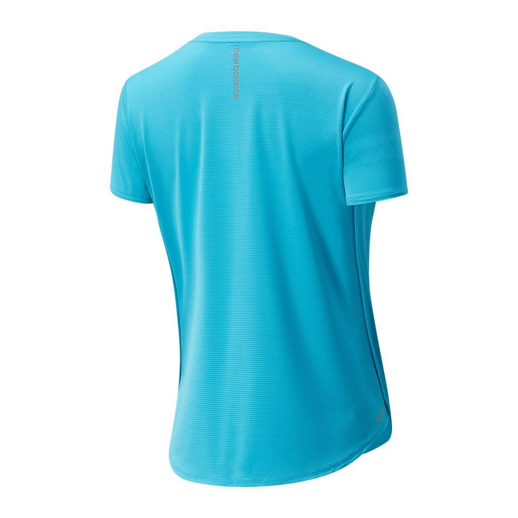 New Balance - W Accelerate Short Sleeve - virtual sky