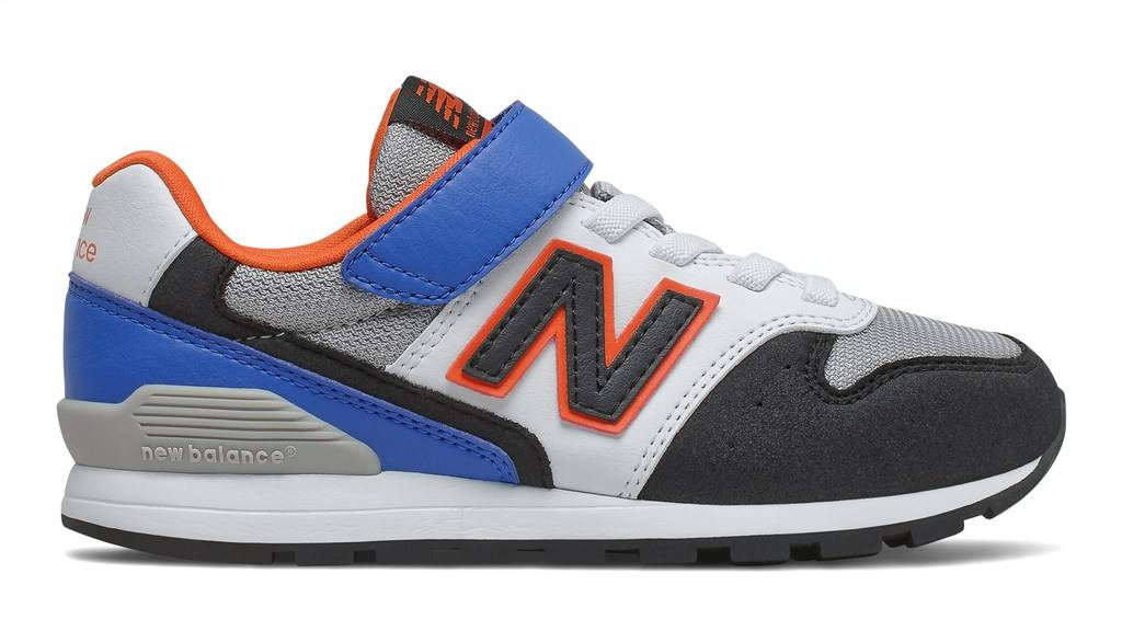 New Balance - YV996MBO - blue/orange