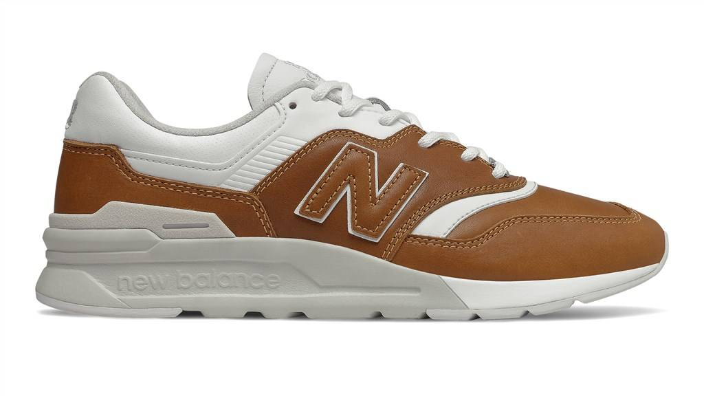 New Balance - CM997HEP - cream