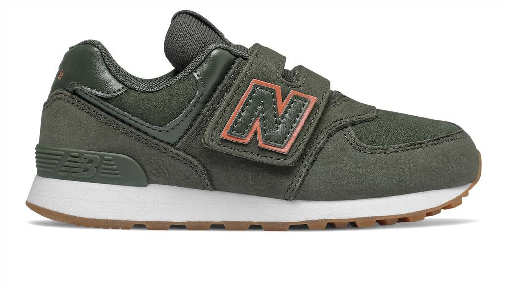 New Balance - YV574PGO - dark green