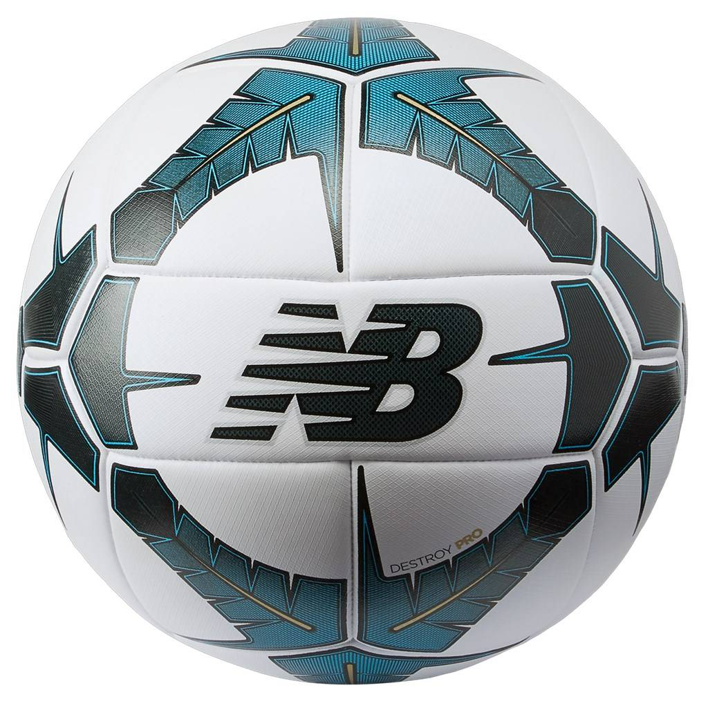 New Balance - Destroy Pro Football - Fifa Quality Pro - white/supercell