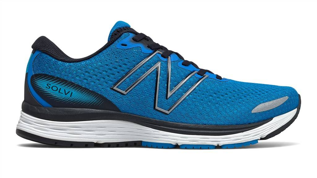 New Balance - MSOLVLB3 Tech Run Solvi v3 - turquoise
