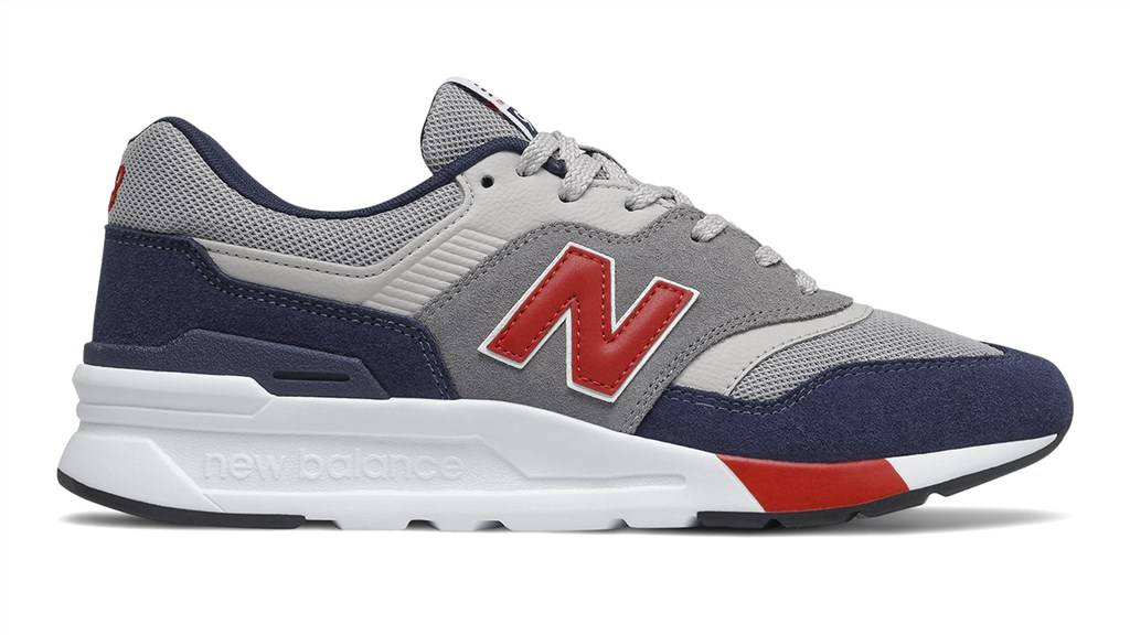 New Balance - CM997HVR - red/navy