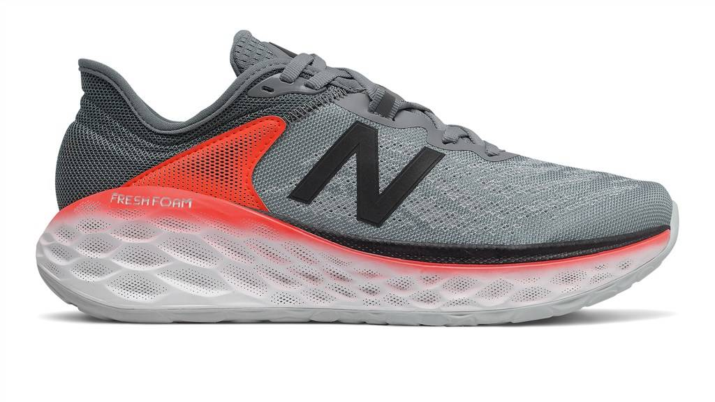 New Balance - MMORGR2 Fresh Foam More - grey