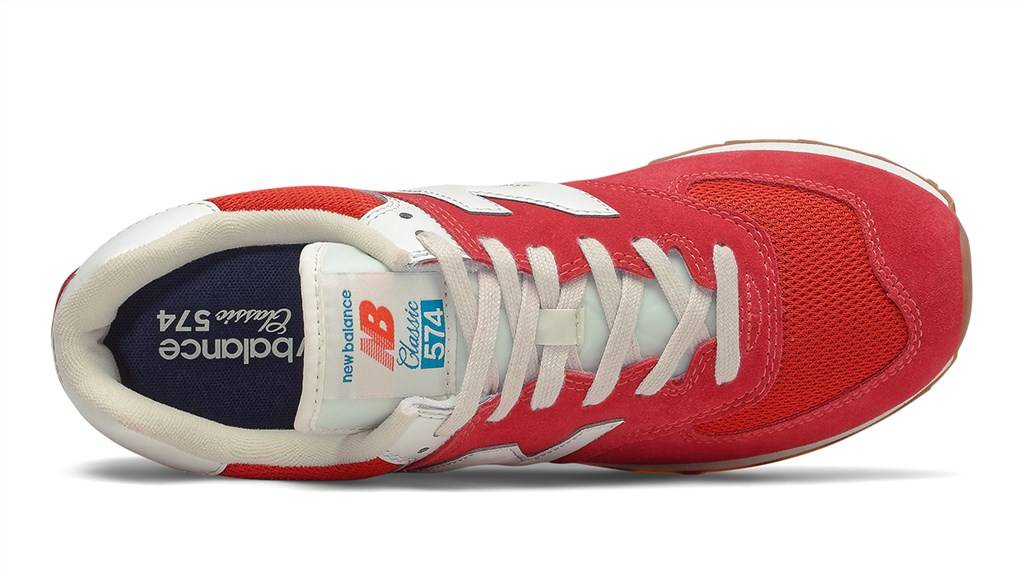 New Balance - ML574HA2 - team red