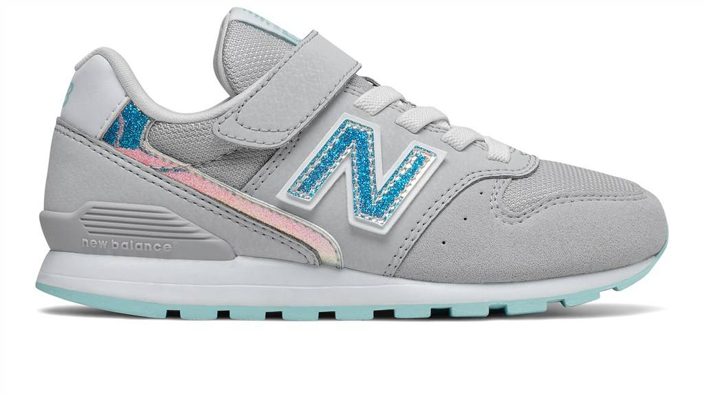 New Balance - YV996HGY - grey