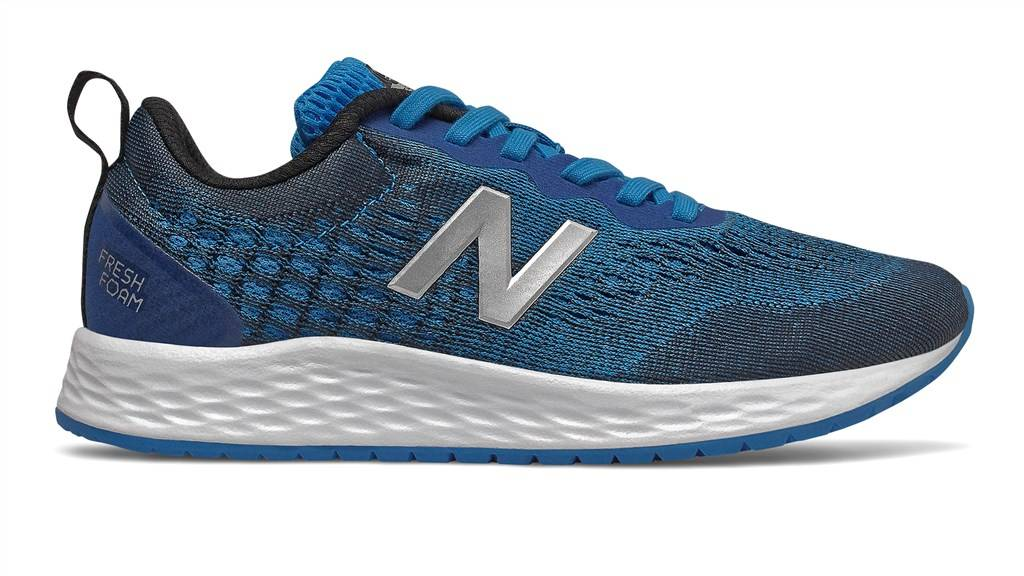 New Balance - YPARICB3 Kids Fresh Foam Arishi v3 - blue