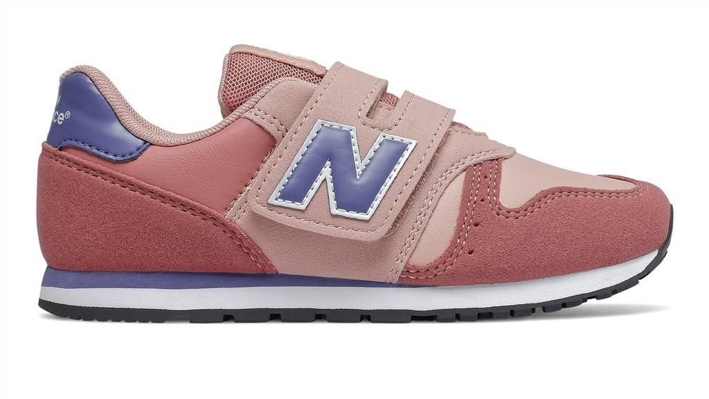 New Balance - YV373KPP - pink/grey