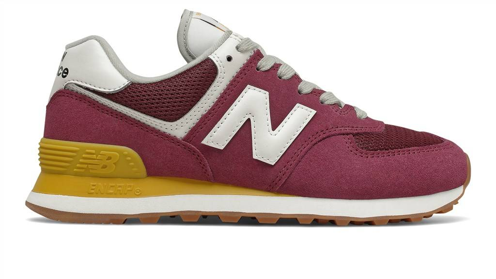New Balance - WL574VN2 - red/yellow