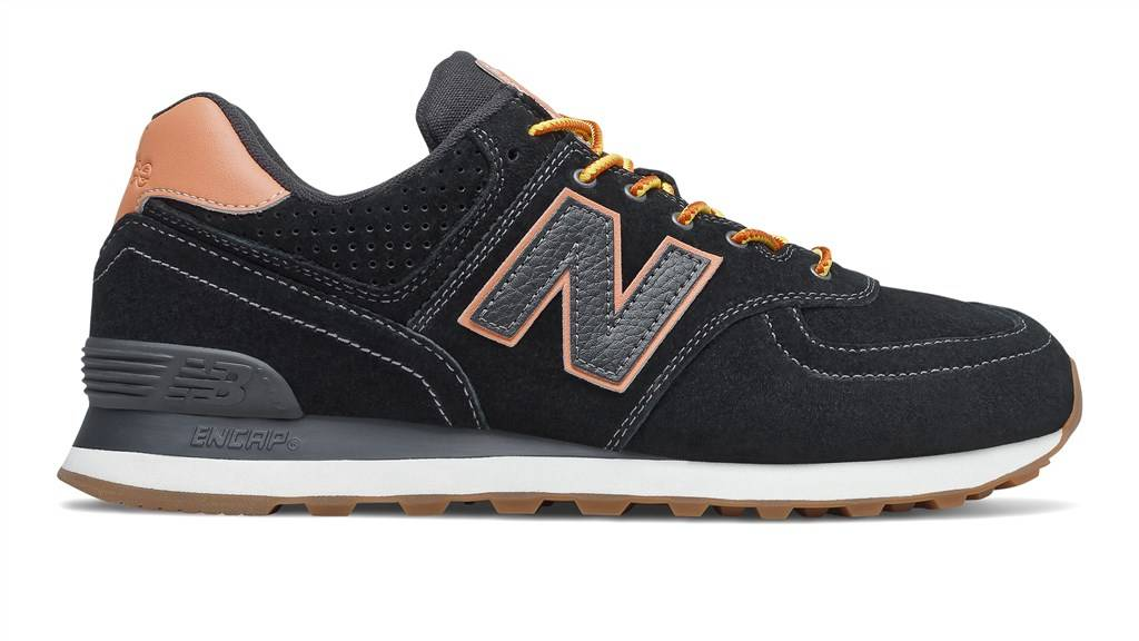 New Balance - ML574XAB - black