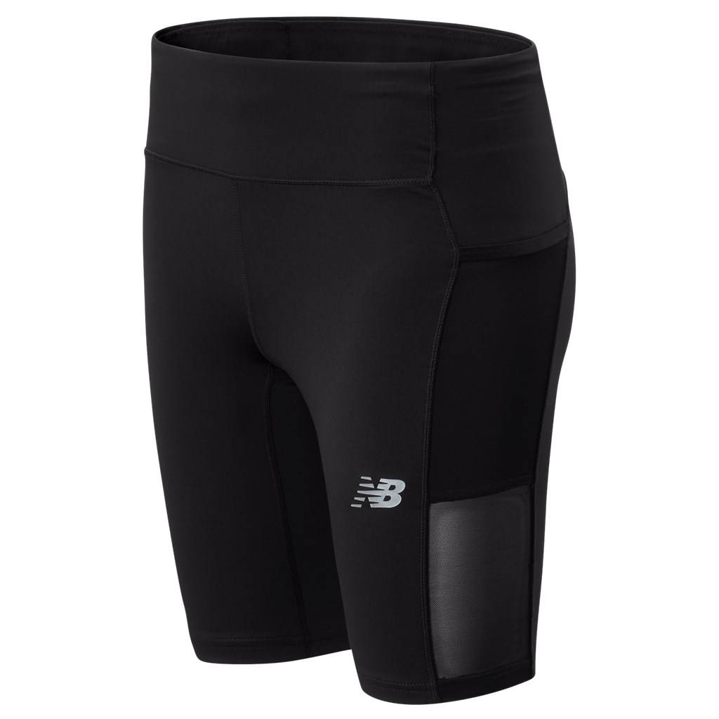 New Balance - W Impact Run Bike Short - black