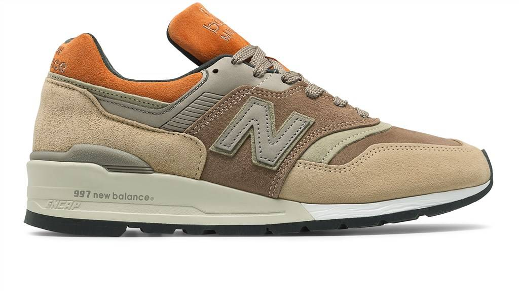 New Balance - M997NAJ - brown