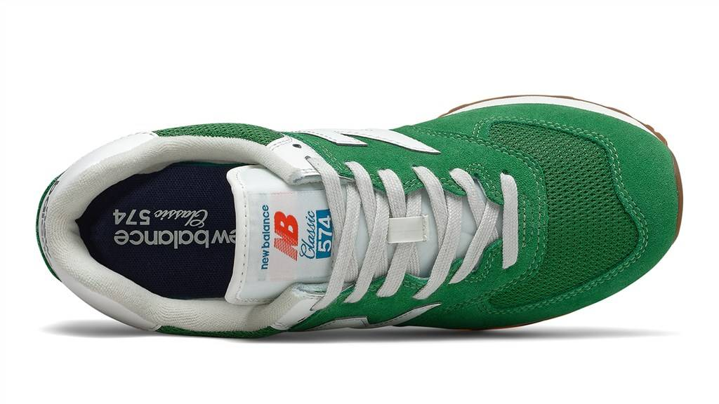 New Balance - ML574HE2 - green