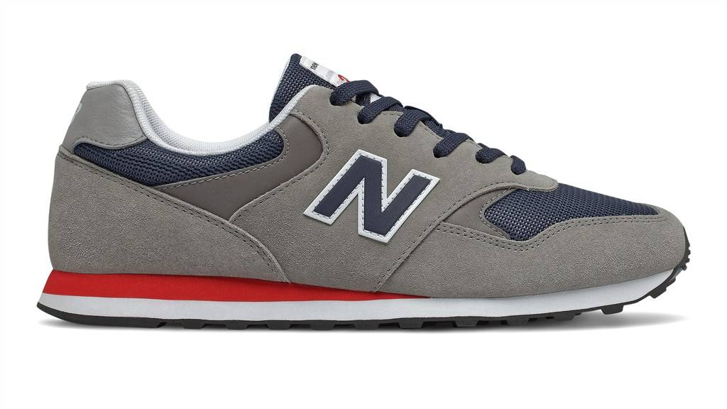 New Balance - ML393SH1 - grey