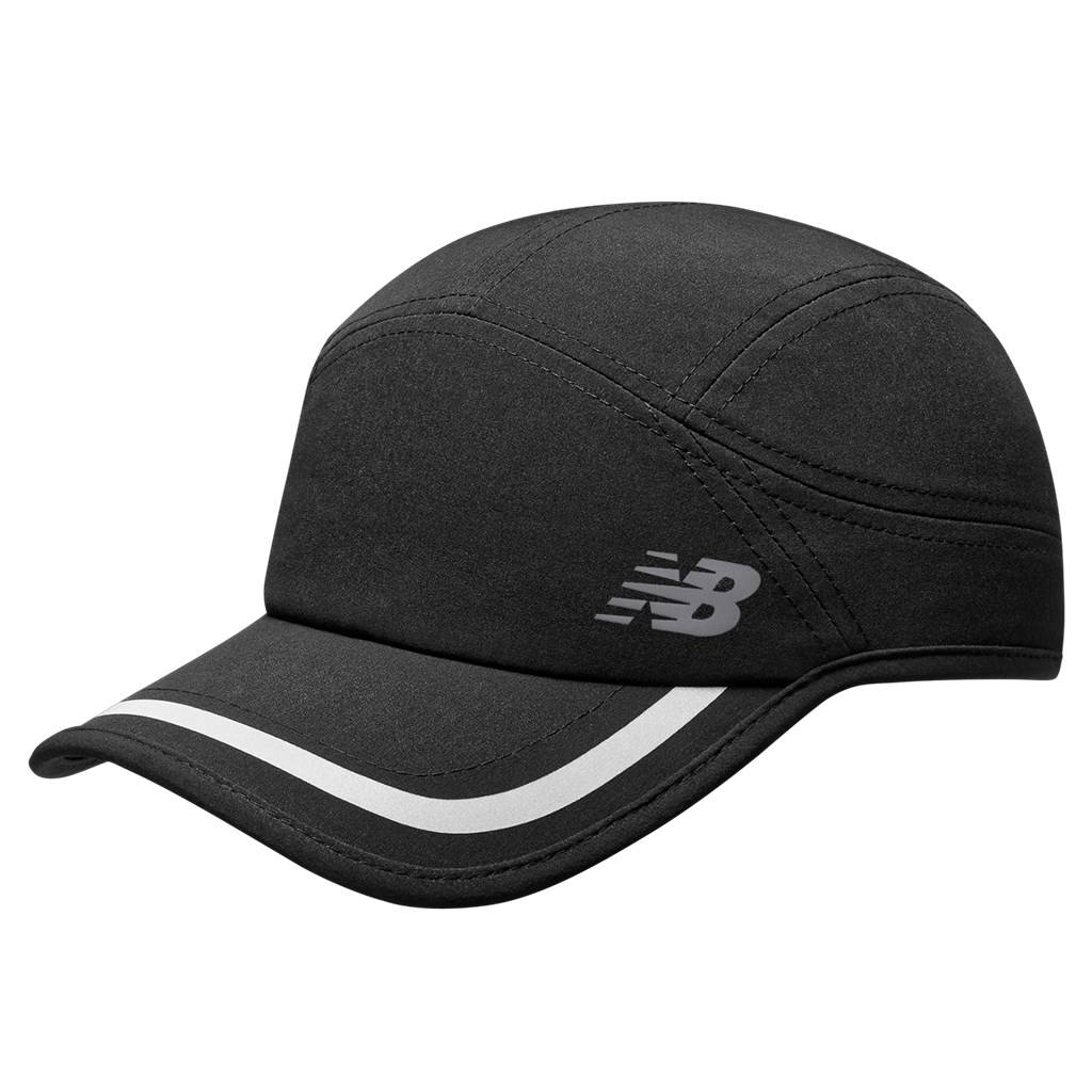 New Balance - NBF - Team Pre Season Running Cap - black/silver