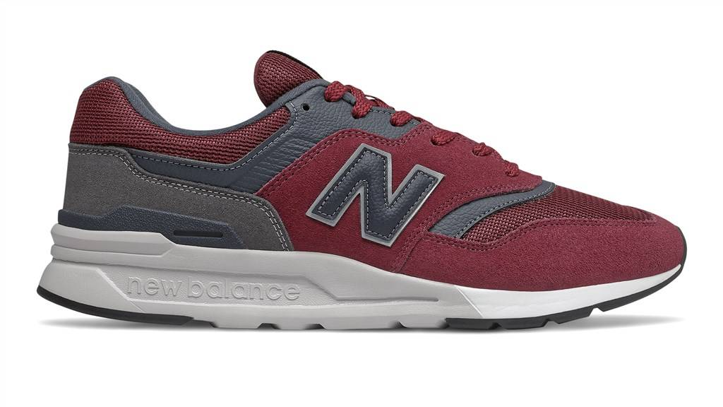 New Balance - CM997HFV - red