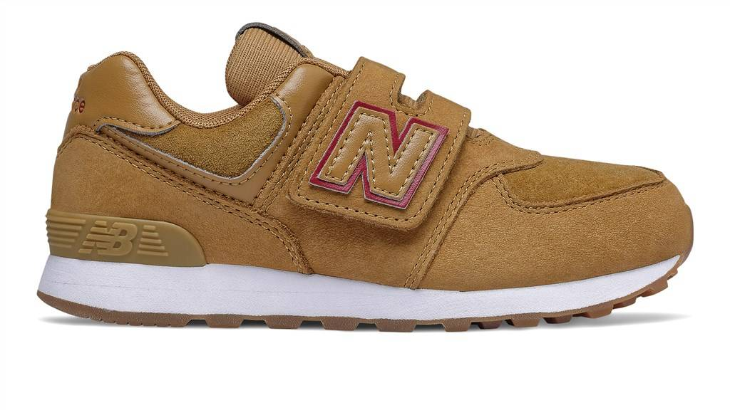 New Balance - YV574PBR - tan