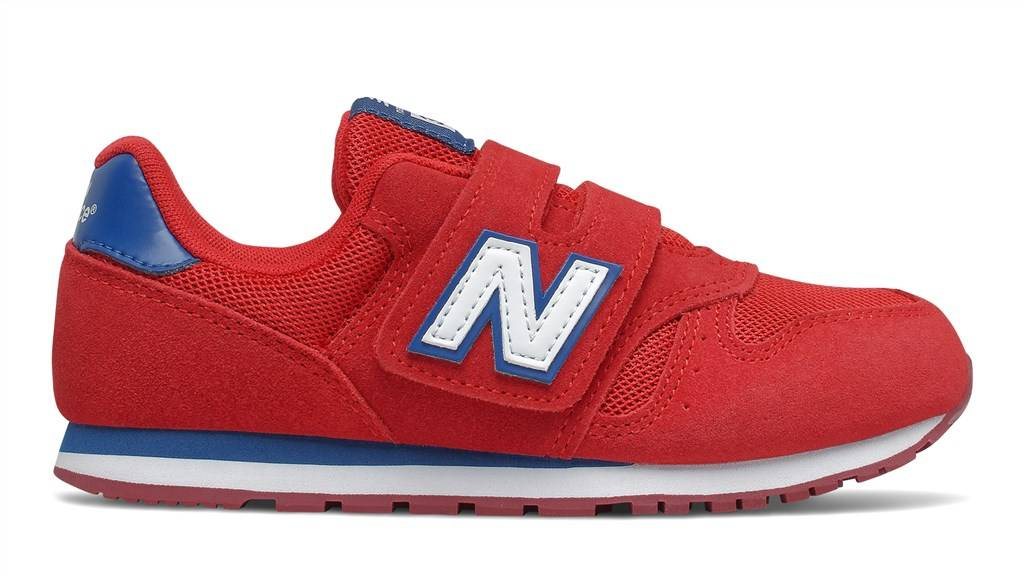 New Balance - YV373SRW - red