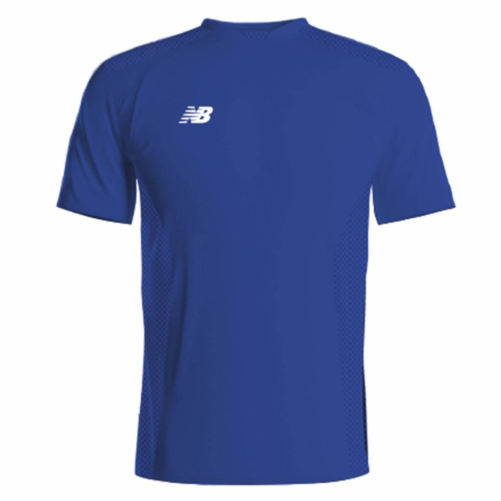 New Balance - TW Training SS Jersey JNR - team royal