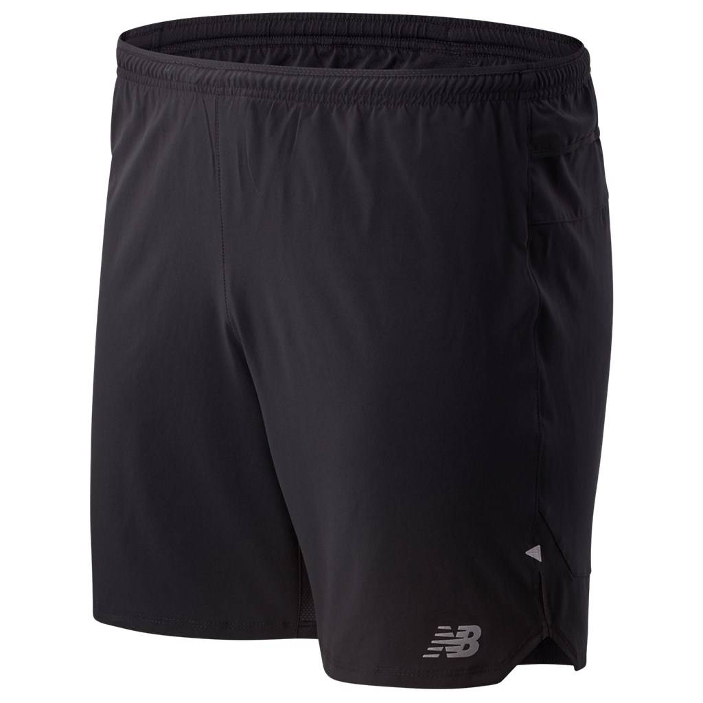 New Balance - Impact Run 7In Short - black