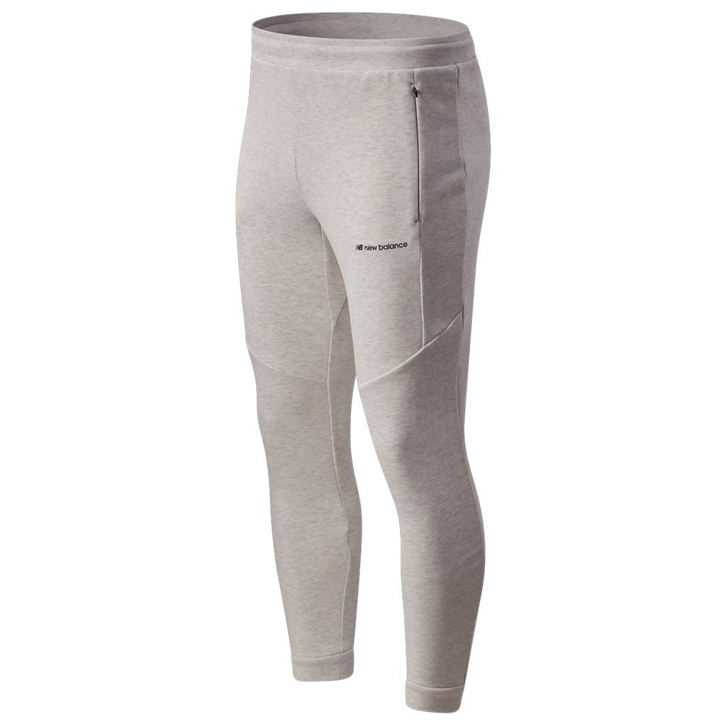 New Balance - Sport Style Core Pant Slim - sea salt heather