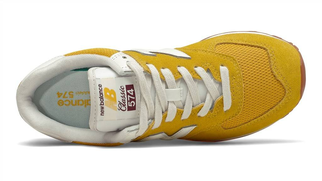 New Balance - WL574VE2 - varsity gold