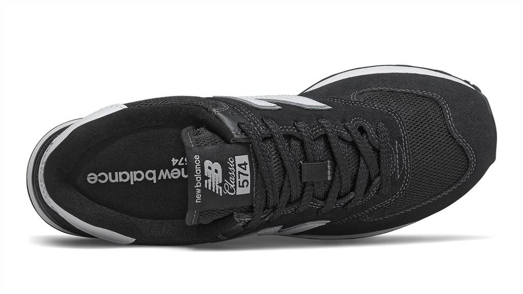 New Balance - ML574EE2 - black/white