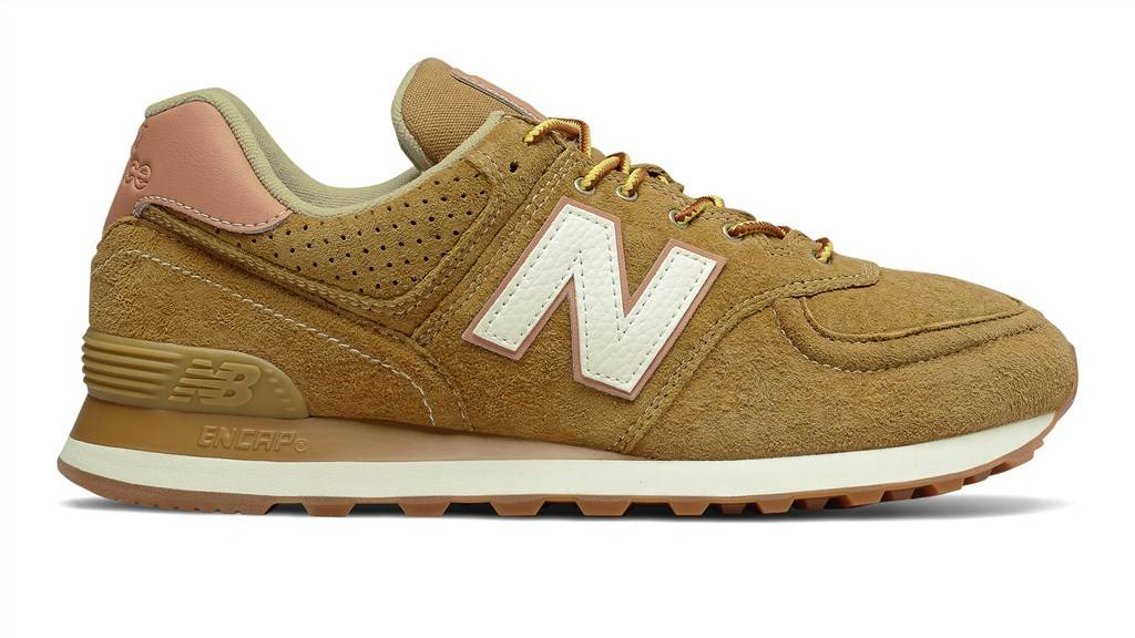 New Balance - ML574XAA - brown