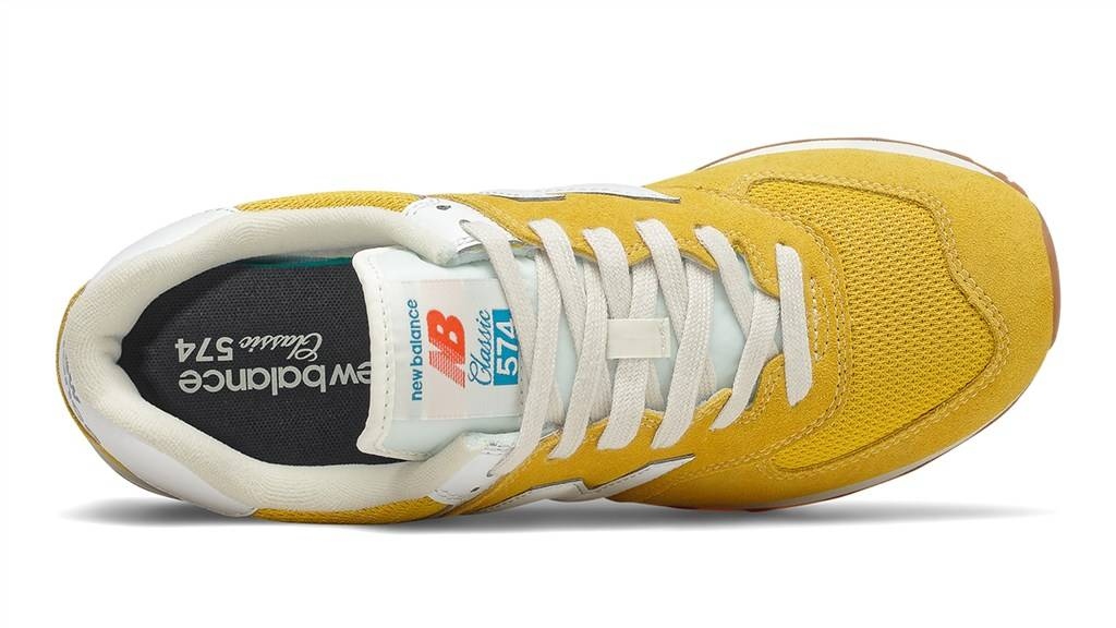 New Balance - ML574HB2 - varsity gold